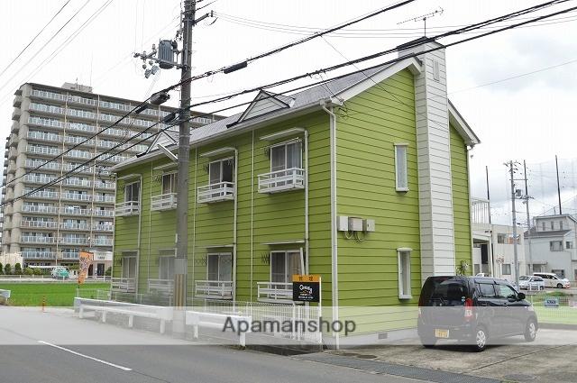 兵庫県加古川市、浜の宮駅徒歩5分の築26年 2階建の賃貸アパート