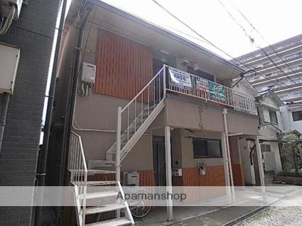 兵庫県尼崎市、尼崎駅徒歩24分の築46年 2階建の賃貸アパート