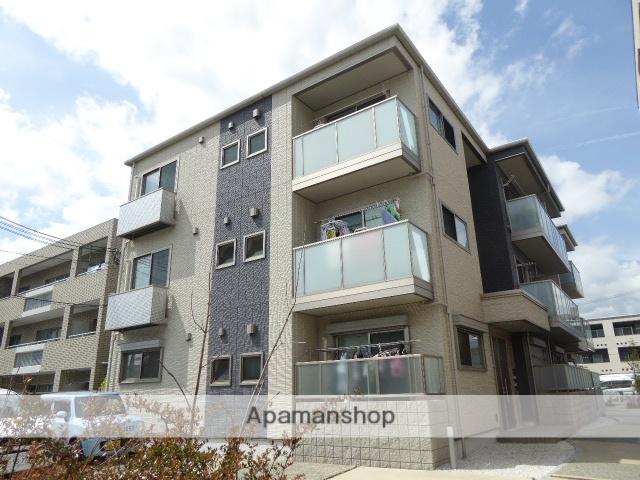 兵庫県西宮市、西宮駅徒歩16分の築4年 3階建の賃貸マンション
