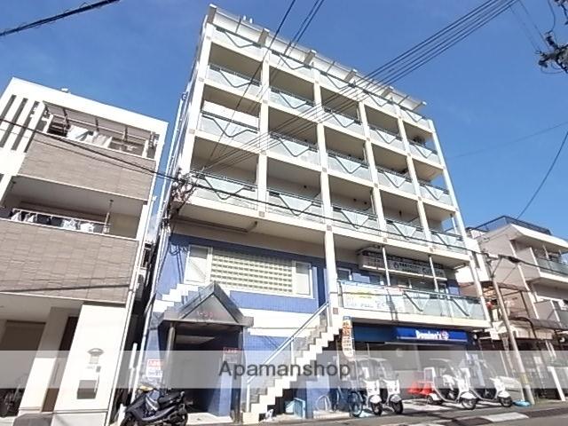 兵庫県西宮市、武庫川駅徒歩15分の築26年 6階建の賃貸マンション