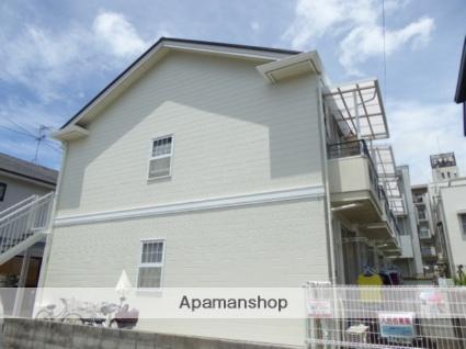 兵庫県西宮市、甲子園口駅徒歩10分の築24年 2階建の賃貸アパート