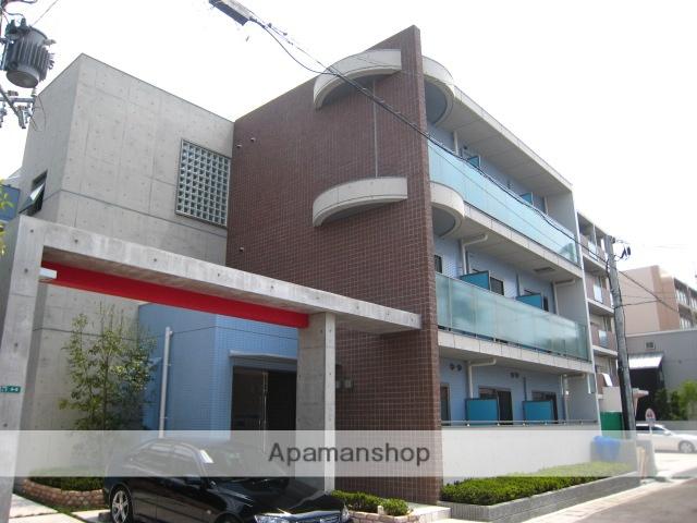 兵庫県西宮市、甲子園口駅徒歩2分の築8年 3階建の賃貸マンション