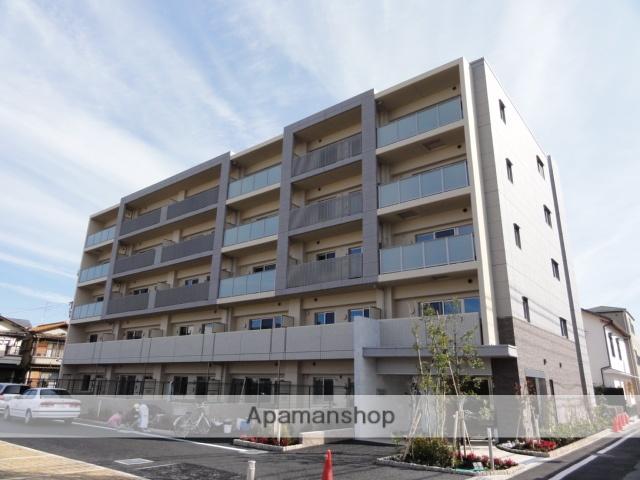兵庫県西宮市、武庫川駅徒歩11分の築5年 5階建の賃貸マンション