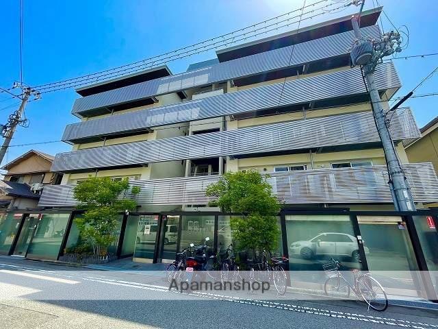 兵庫県西宮市、鳴尾駅徒歩12分の築44年 5階建の賃貸マンション