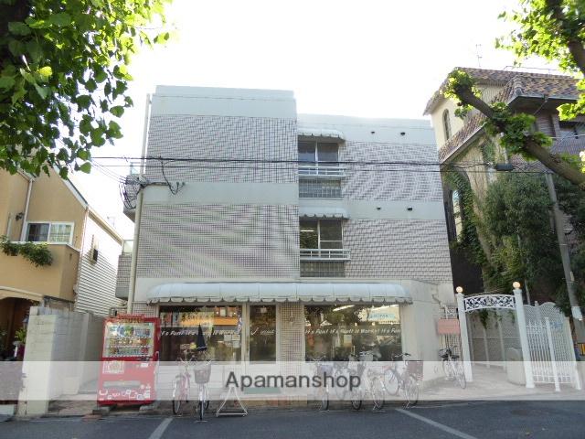 兵庫県西宮市、鳴尾駅徒歩18分の築27年 3階建の賃貸マンション