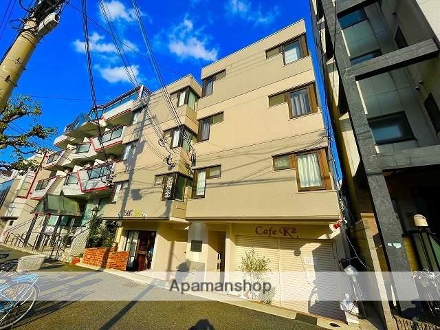 兵庫県西宮市、武庫川駅徒歩14分の築31年 4階建の賃貸マンション