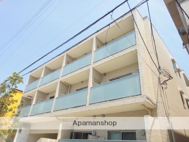 兵庫県西宮市、さくら夙川駅徒歩6分の築3年 3階建の賃貸マンション