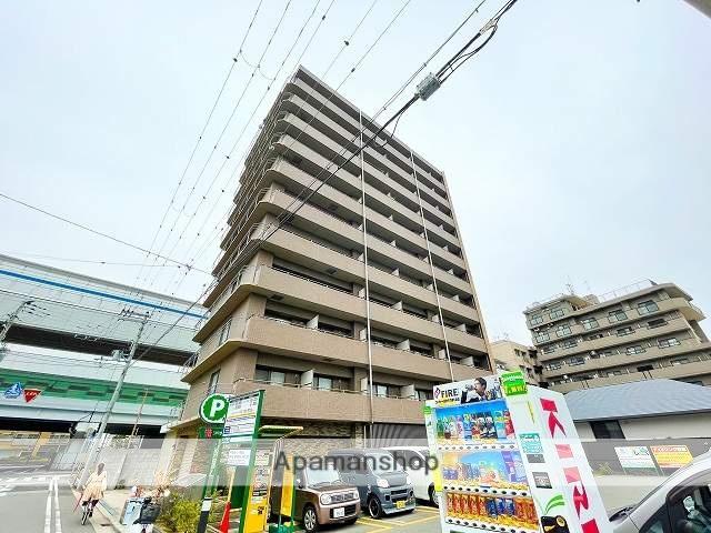 兵庫県西宮市、鳴尾駅徒歩10分の築9年 11階建の賃貸マンション