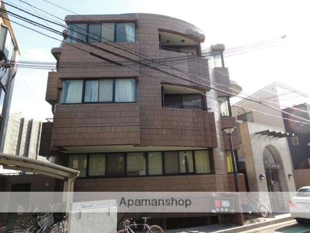 兵庫県西宮市、甲子園口駅徒歩30分の築25年 3階建の賃貸マンション