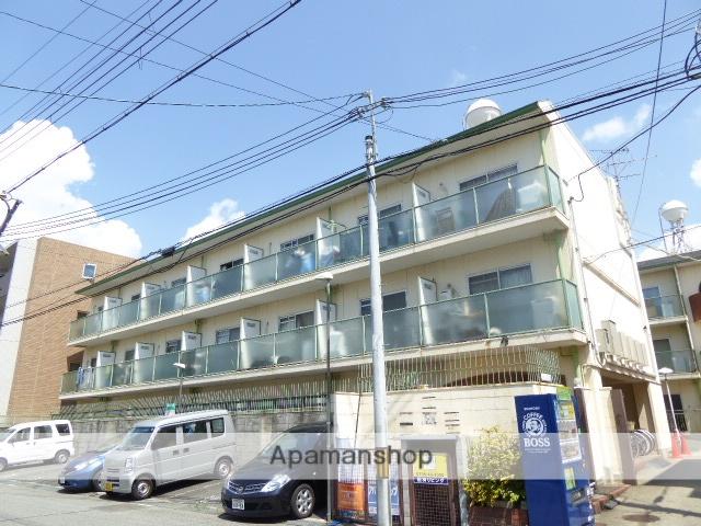 兵庫県西宮市、今津駅徒歩12分の築34年 3階建の賃貸マンション