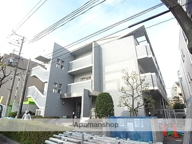 兵庫県尼崎市、尼崎駅徒歩15分の築18年 3階建の賃貸マンション