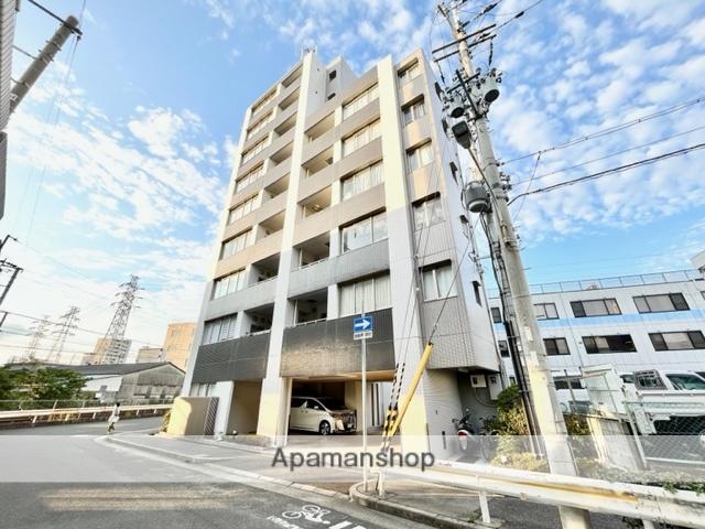 兵庫県尼崎市、猪名寺駅徒歩4分の築9年 9階建の賃貸マンション