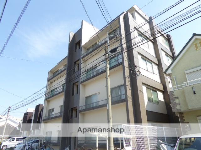 兵庫県西宮市、甲子園口駅徒歩18分の築35年 5階建の賃貸マンション