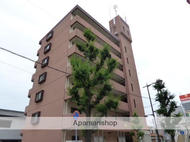 兵庫県西宮市、甲子園駅徒歩17分の築33年 7階建の賃貸マンション