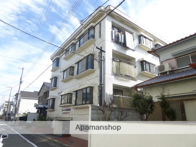 兵庫県西宮市、甲子園口駅徒歩7分の築25年 3階建の賃貸マンション