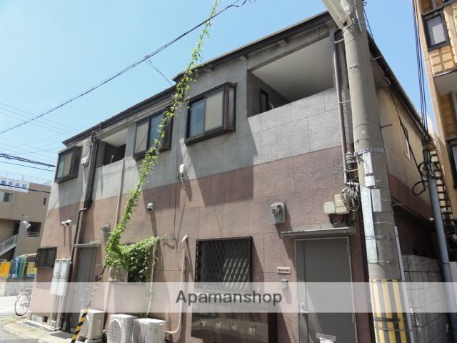 兵庫県西宮市、武庫川駅徒歩19分の築13年 2階建の賃貸テラスハウス