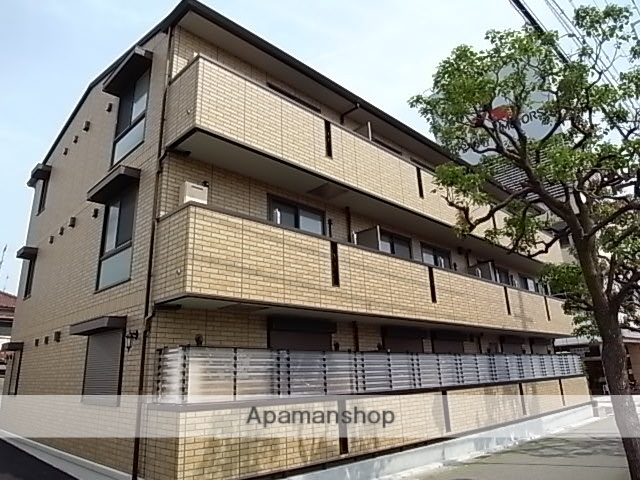 兵庫県西宮市、甲子園口駅徒歩12分の築5年 3階建の賃貸アパート