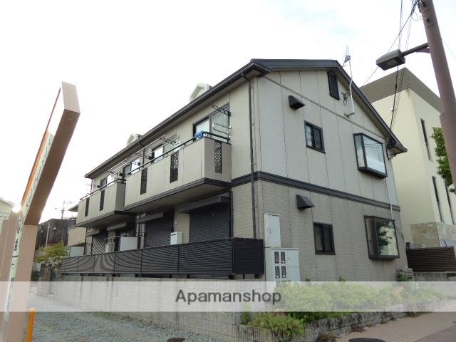 兵庫県西宮市、さくら夙川駅徒歩10分の築19年 2階建の賃貸アパート