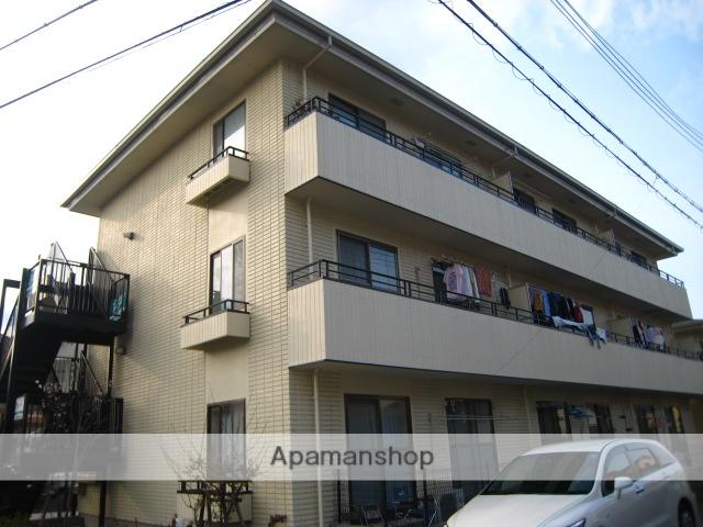 兵庫県西宮市、門戸厄神駅徒歩20分の築22年 3階建の賃貸マンション