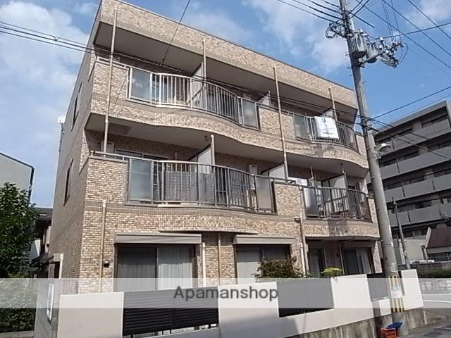 兵庫県西宮市、西宮駅徒歩15分の築12年 3階建の賃貸マンション