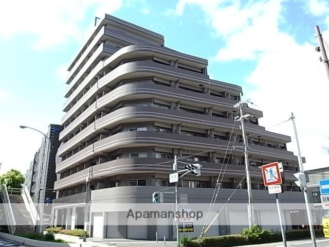 兵庫県西宮市、鳴尾駅徒歩20分の築7年 10階建の賃貸マンション