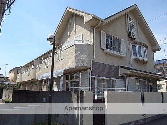 兵庫県西宮市、鳴尾駅徒歩8分の築22年 2階建の賃貸アパート