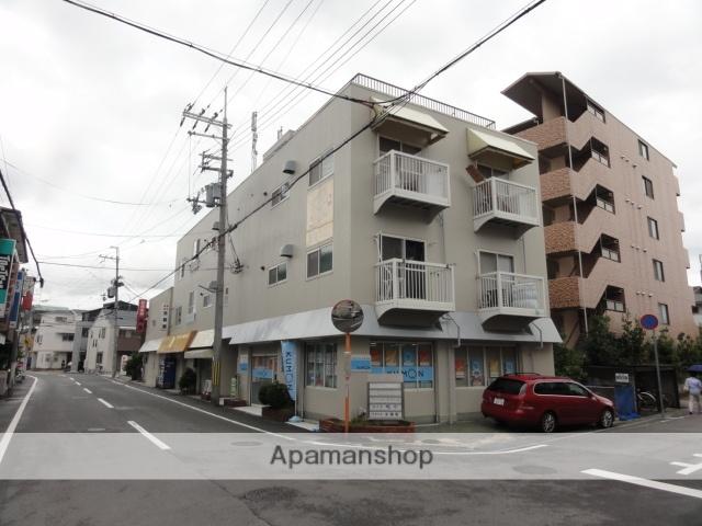 兵庫県西宮市、甲子園口駅徒歩22分の築27年 3階建の賃貸マンション