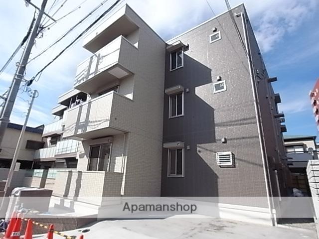 兵庫県西宮市、鳴尾駅徒歩19分の新築 3階建の賃貸アパート