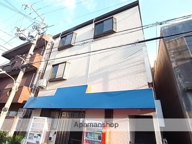 兵庫県尼崎市、出屋敷駅徒歩10分の築22年 3階建の賃貸アパート