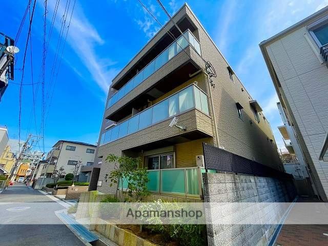 兵庫県西宮市、武庫川駅徒歩15分の新築 3階建の賃貸マンション
