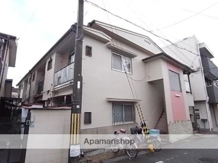 兵庫県西宮市、武庫川駅徒歩15分の築50年 2階建の賃貸アパート