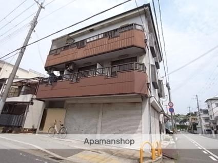 兵庫県西宮市、武庫川駅徒歩10分の築27年 3階建の賃貸マンション
