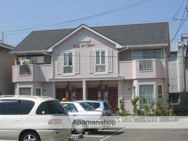 兵庫県西宮市、甲子園口駅徒歩15分の築20年 2階建の賃貸アパート