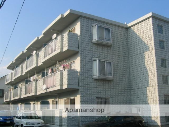兵庫県西宮市、武庫川駅徒歩14分の築25年 3階建の賃貸マンション