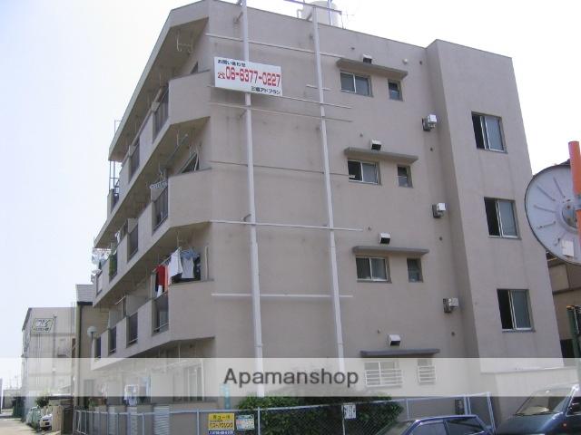 兵庫県西宮市、甲子園口駅徒歩14分の築46年 4階建の賃貸マンション