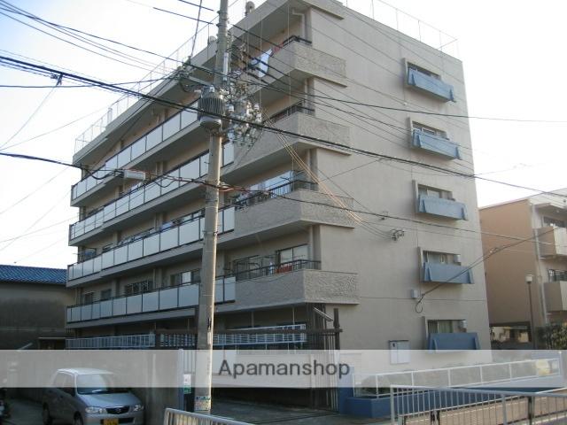 兵庫県西宮市、武庫川駅徒歩13分の築47年 5階建の賃貸マンション