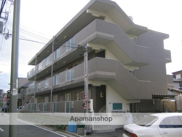 兵庫県西宮市、甲子園口駅徒歩10分の築20年 3階建の賃貸マンション