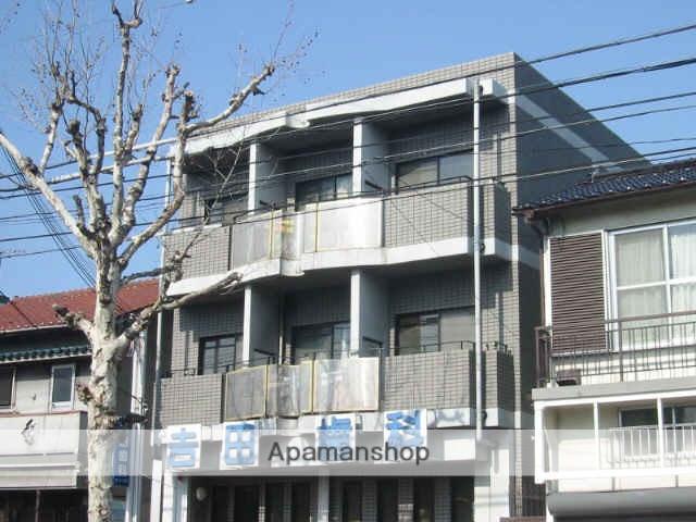 兵庫県西宮市、武庫川駅徒歩12分の築25年 3階建の賃貸マンション