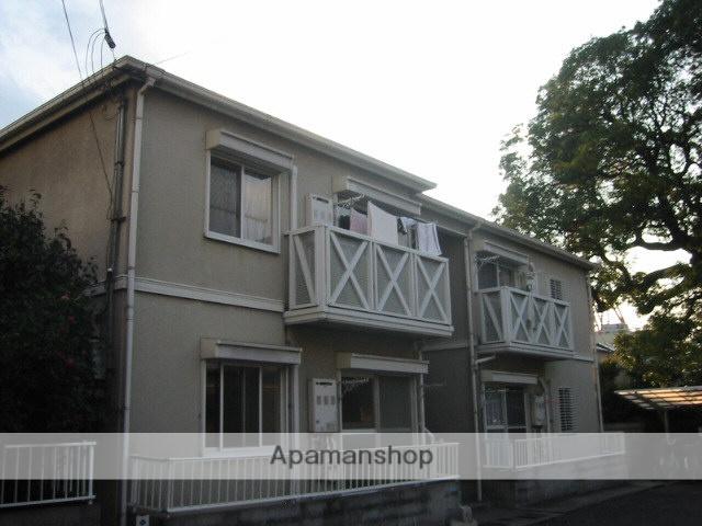 兵庫県西宮市、甲子園口駅徒歩11分の築26年 2階建の賃貸アパート