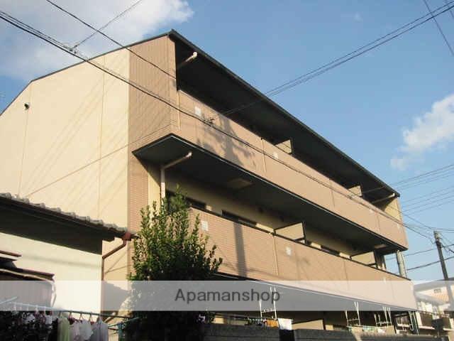 兵庫県西宮市、甲子園口駅徒歩7分の築19年 3階建の賃貸マンション