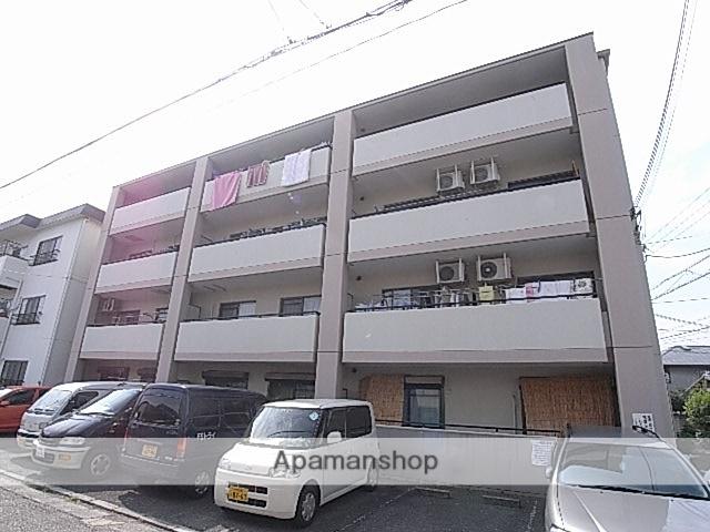 兵庫県尼崎市、尼崎駅徒歩15分の築26年 4階建の賃貸マンション