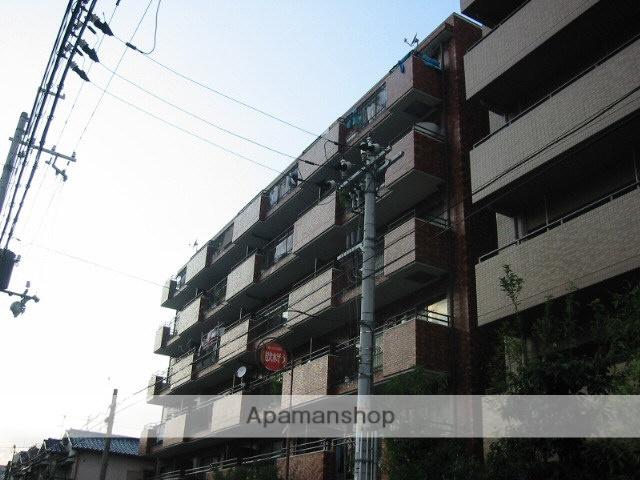 兵庫県西宮市、甲子園口駅徒歩4分の築35年 6階建の賃貸マンション