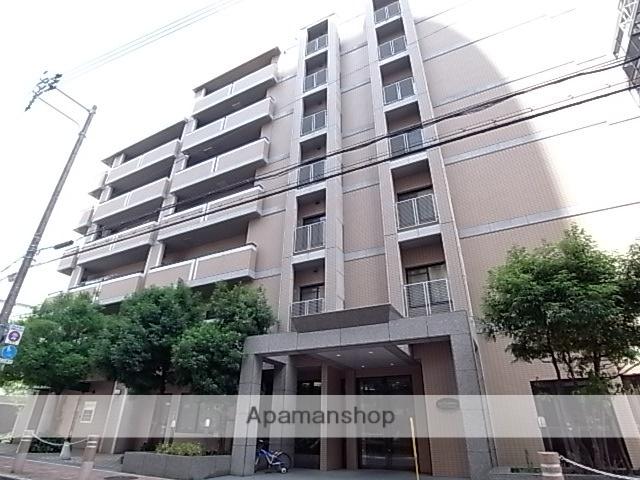 兵庫県尼崎市、立花駅徒歩2分の築21年 8階建の賃貸マンション