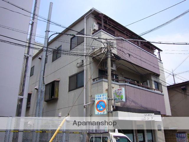 兵庫県西宮市、今津駅徒歩7分の築29年 3階建の賃貸マンション