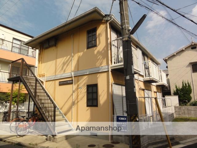 兵庫県西宮市、武庫川駅徒歩17分の築30年 2階建の賃貸アパート