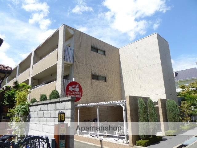 兵庫県西宮市、甲子園口駅徒歩5分の築8年 3階建の賃貸マンション