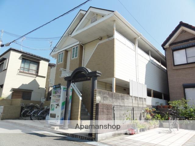 兵庫県尼崎市、尼崎センタープール前駅徒歩17分の築29年 2階建の賃貸アパート