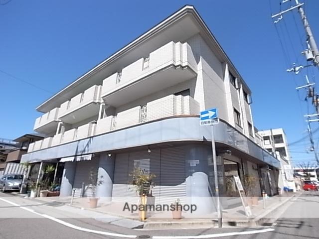 兵庫県西宮市、武庫川駅徒歩15分の築29年 3階建の賃貸マンション