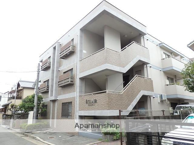 兵庫県尼崎市、塚口駅徒歩14分の築28年 2階建の賃貸マンション