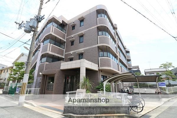 兵庫県尼崎市、立花駅徒歩12分の築16年 4階建の賃貸マンション